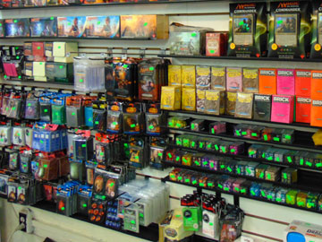 World of Games offers a variety of Supplementary Gaming Products and Accessories.