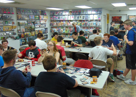 World of Games is a female-friendly Local Game Store located in Lakeville MN